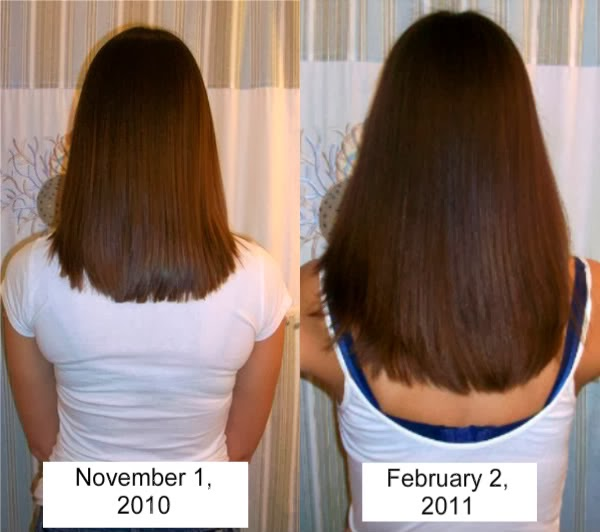 how to grow your hair out fast overnight