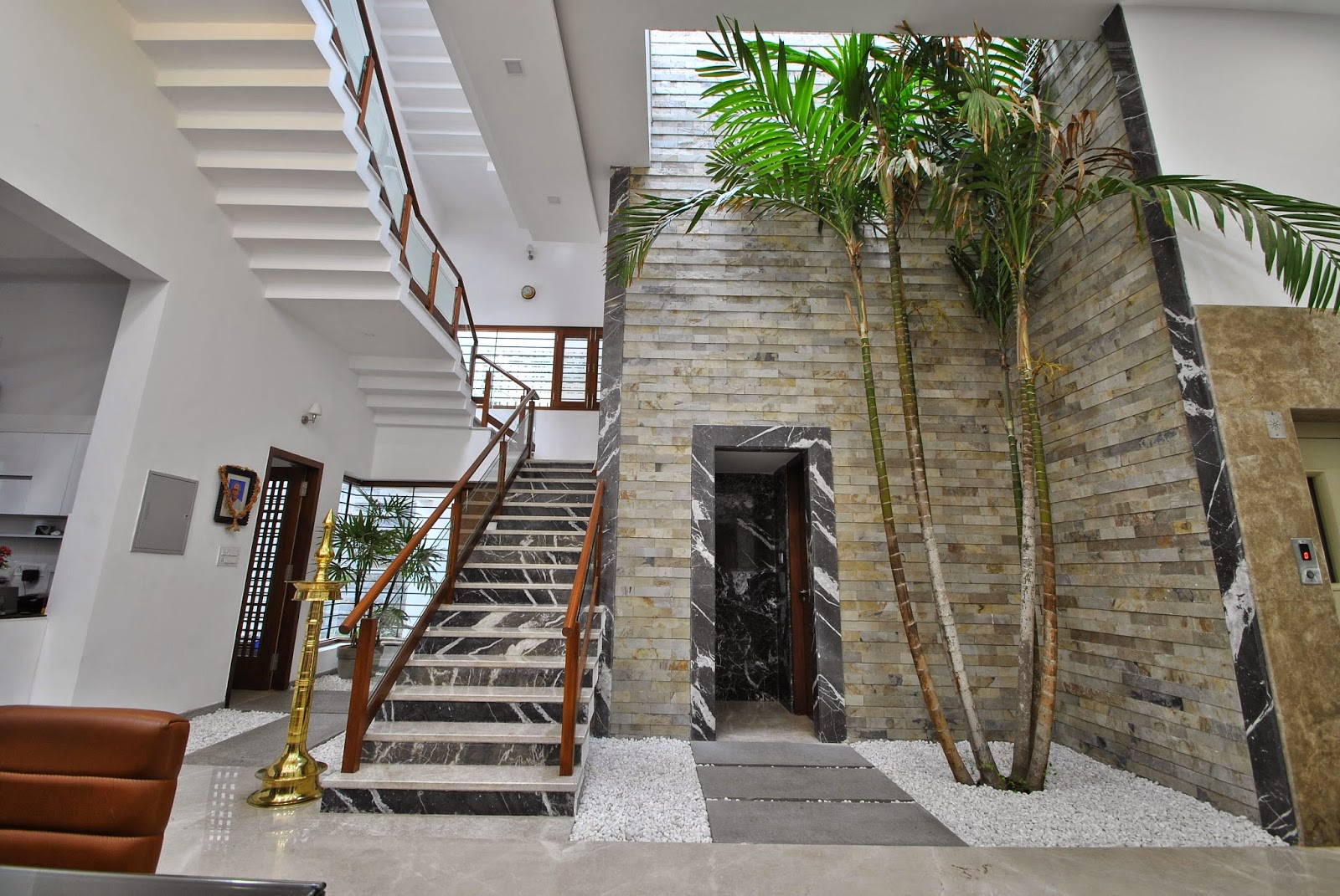 Murali architects dr arumugham 39 s residence at anna nagar for List of architectural firms in india
