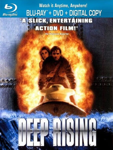 Deep Rising 1998 Dual Audio [Hindi-Eng] 720p BRRip 950mb