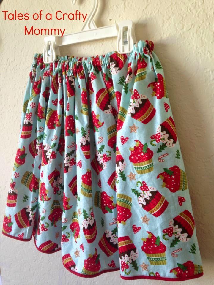 easy twirly skirt pattern tutorial