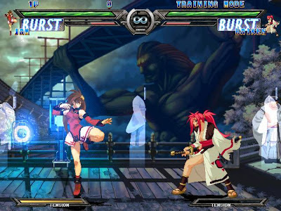 Screenshoot 1 - Guilty Gear X2 Reload | www.wizyuloverz.com