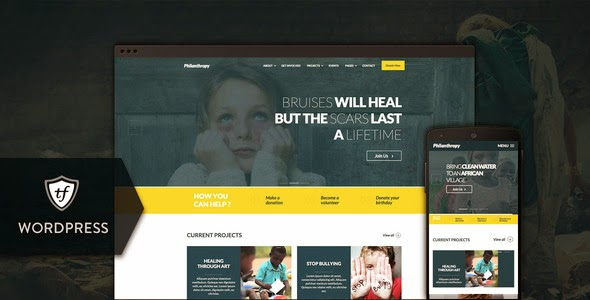 Premium Nonprofit WordPress Theme