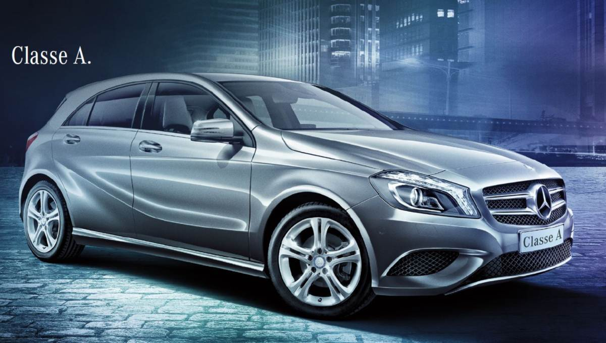 Types of cars mercedes benz classe a no brasil pre os e for Mercedes benz types