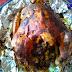 دجاج معمر بالكفتة ('دجاج محشي لحمة مفرومة)