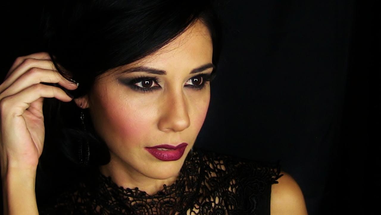 Skyfall 007 bond girl makeup tutorial elizabeth breton my bond girl look baditri Image collections
