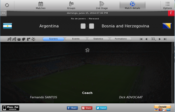 FIFA World Cup en Ubuntu, mundial de brasil en el ordenador, mundial fútbol ubuntu,