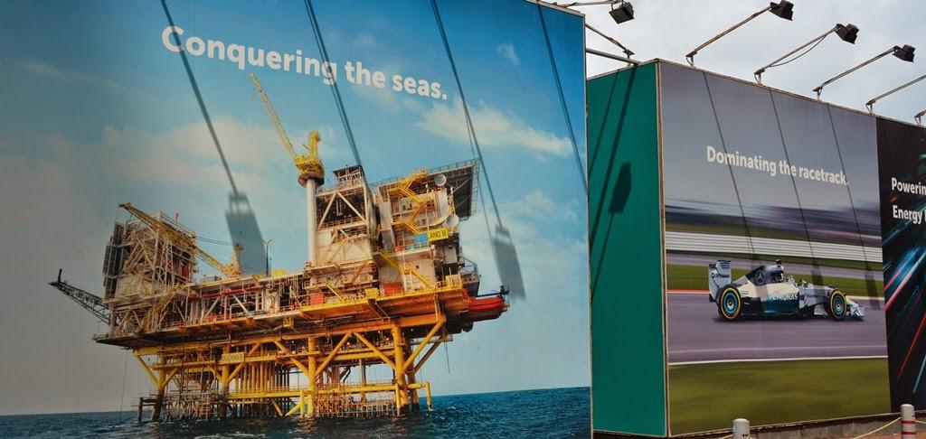 Kuala Lumpur Petronas Oil Campany