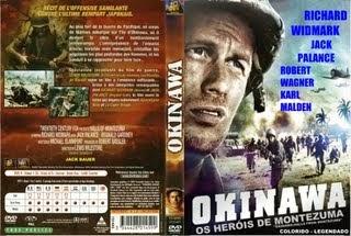 OKINAWA - OS HERÓIS DE MONTEZUA