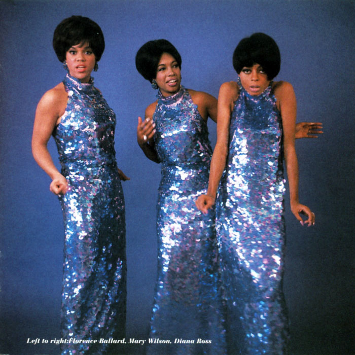 The Supremes Diana Ross and The Supremes 'Live' At London's Talk Of The Town