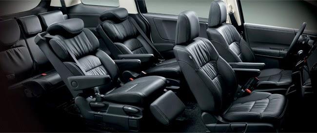 2015 Honda Odyssey Luxurious Passenger Comfort