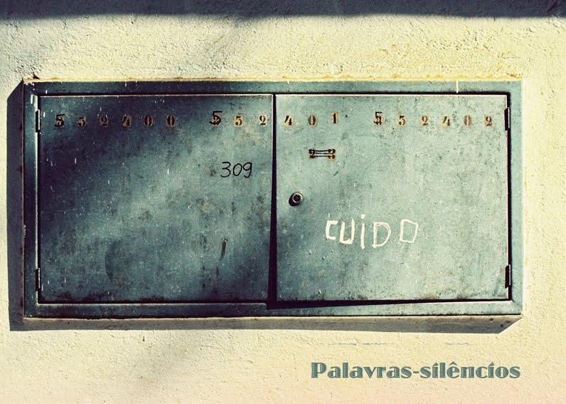 Palavras-silêncios