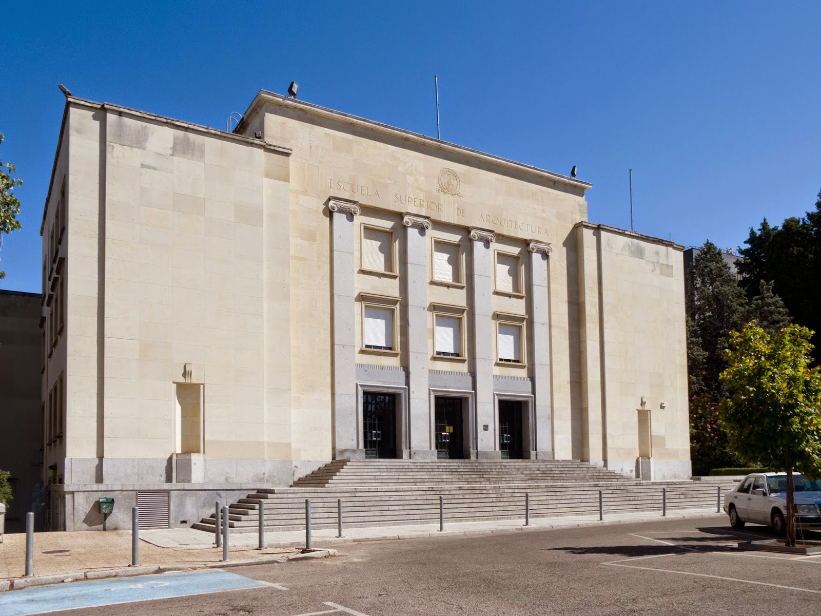 El molino de san fernando mayo 2015 - Escuela superior de arquitectura de san sebastian ...