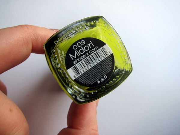 LVX Midori Nail Polish