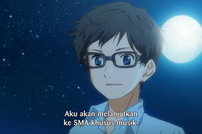 Download Shigatsu wa Kimi no Uso 14 Subtitle Indonesia Oploverz