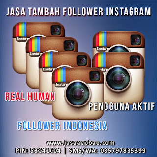 Jasa AepBae Jasa Tambah Followers Instagram