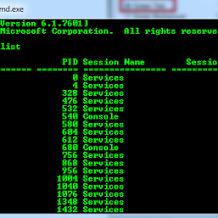 Command Prompt (CMD) Windows Gaya Hacker dan Cracker Dunia