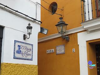 Sevilla - Plaza de doña Elvira