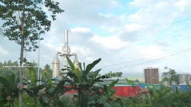 11.9 MW Koronadal Diesel Power Plant
