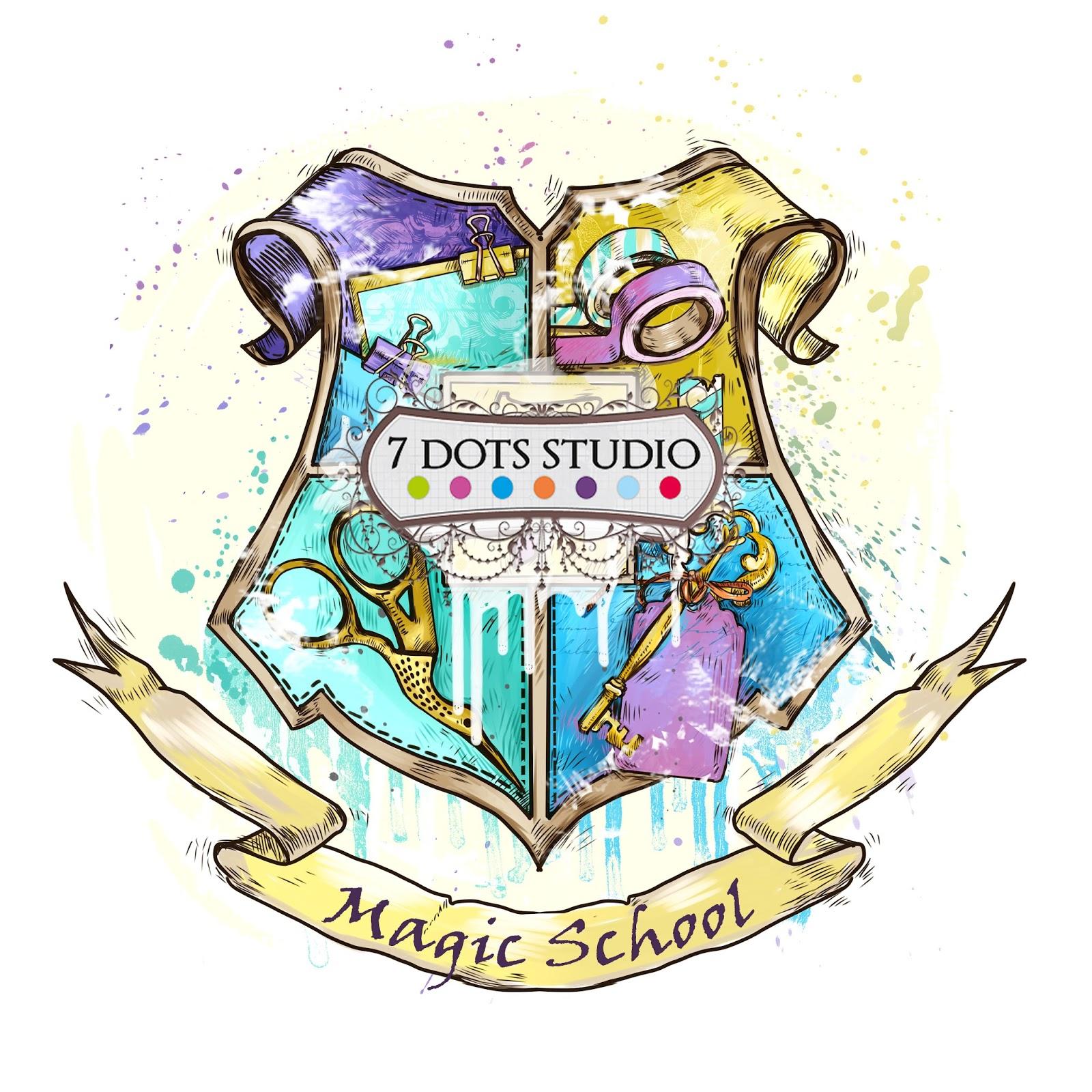 """Участвую в Совместном проекте """"Magic School"""""""
