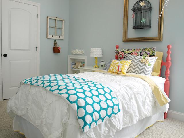 Girls bedroom paint color