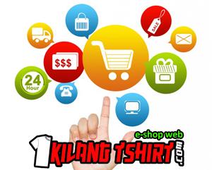 e-shop web