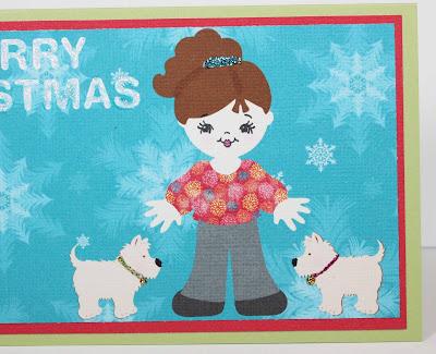 Simply Pam: Family Christmas Card