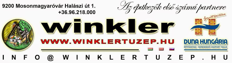 Winkler Tüzép Kft - Építkezés kisokos