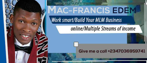 EARN WITH MAC-FRANCIS