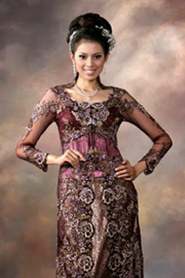 Foto Model Baju Kebaya Nasional