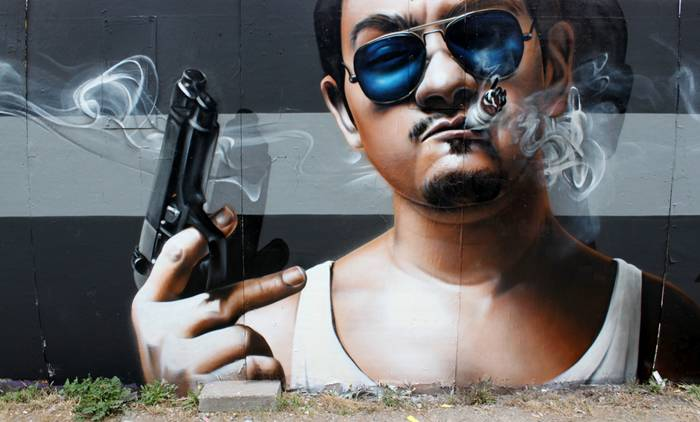 An Amazing Street Art — SmugOne