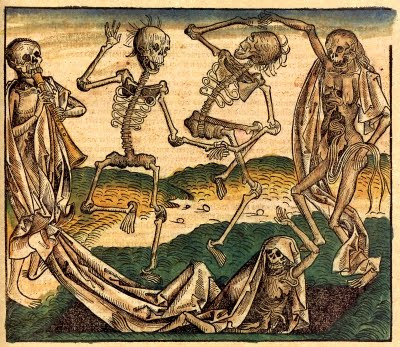 Michael Wolgemut, La danza della Morte