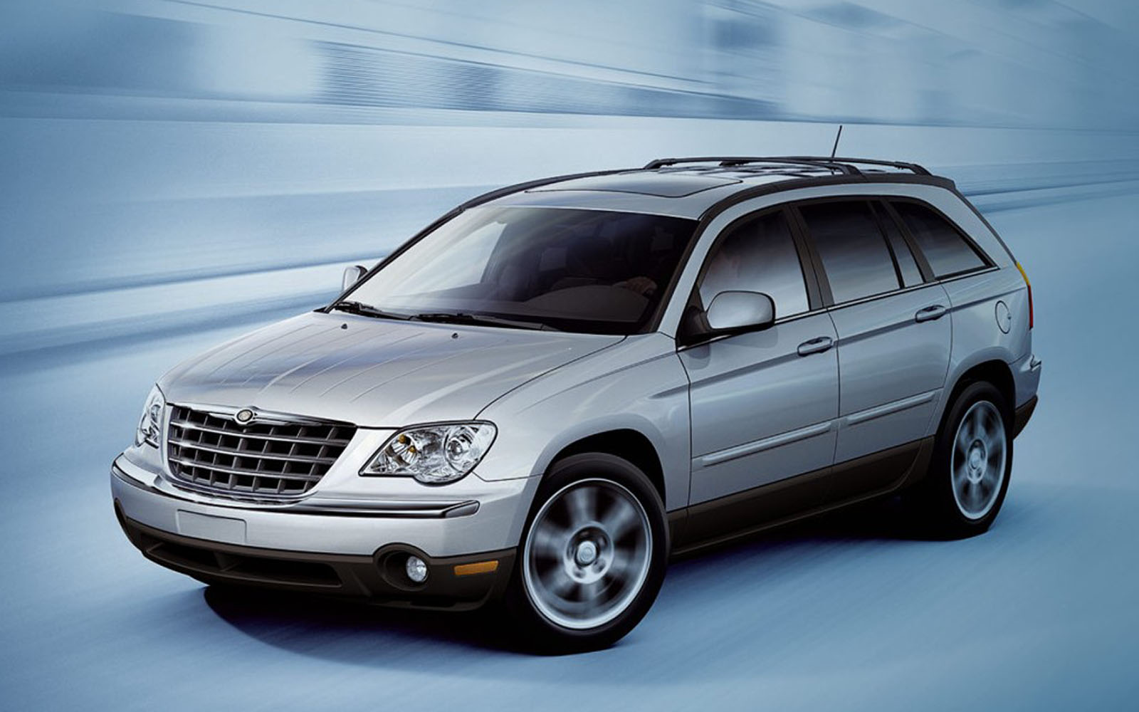 Chrysler Pacifica Cars Wallpapers