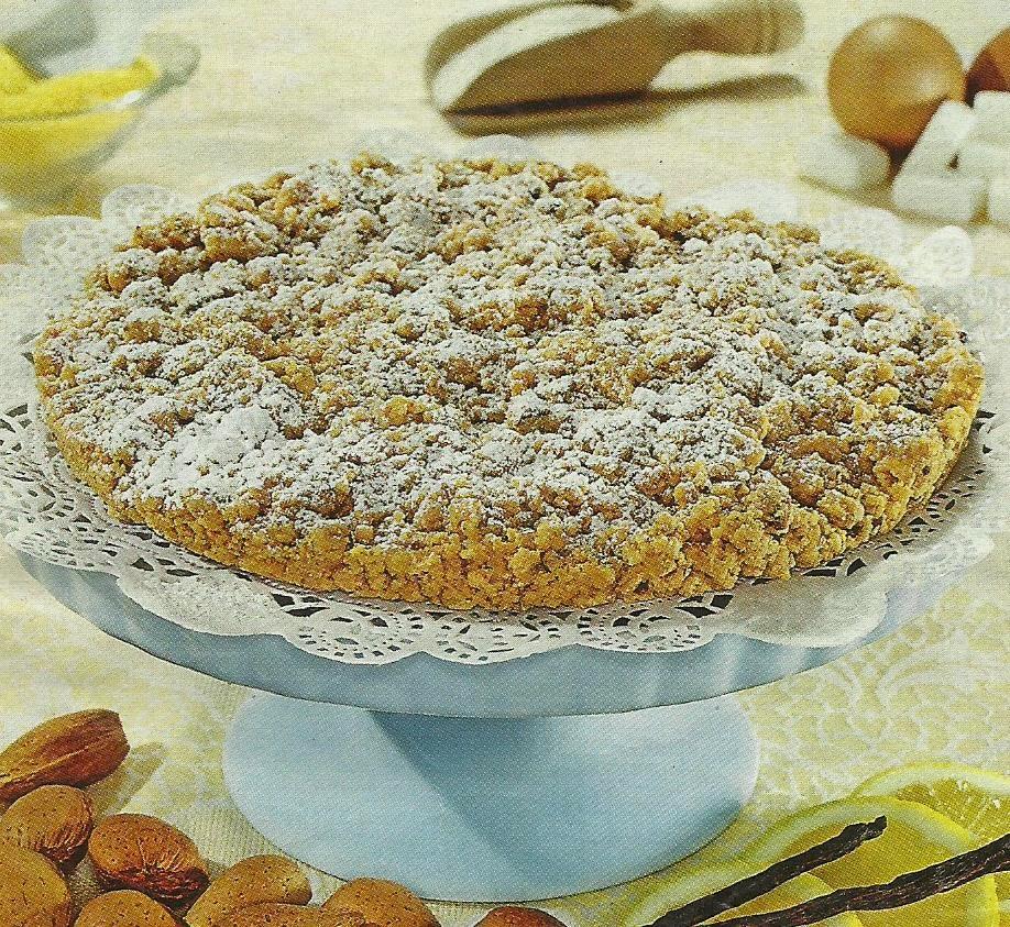 la sbrisolona è uno dei dolci tradizionali della pasticceria mantovana.