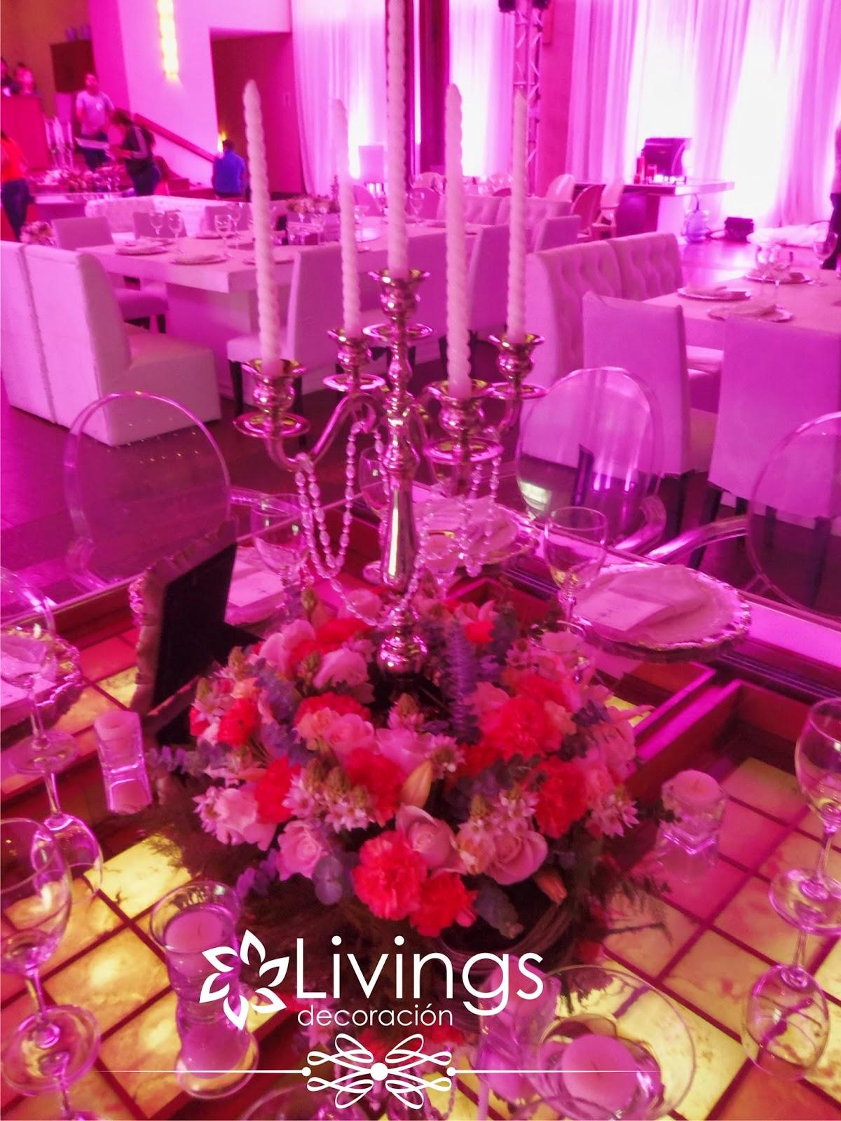 Livings Decoración: Una boda en Quinta Monte Verde