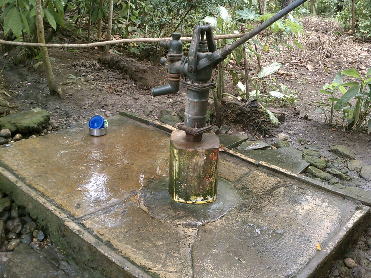 how to tell if you have an artesian well