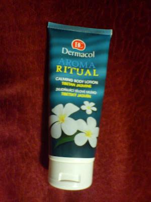 Dermacol Aroma Ritual Calming Body Lotion - Tibetian Jasmine