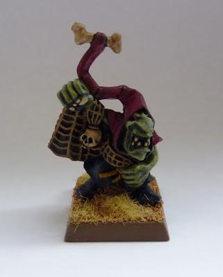 Warhammer Night Goblin Netter