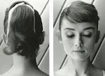 Uma fã da Audrey Hepburn