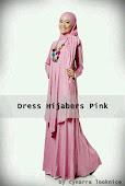 Dress Hijabers Pink