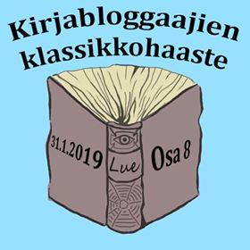 Kirjabloggaajien klassikkohaaste 8