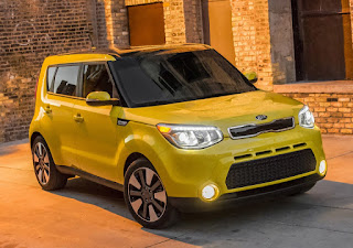 Groß Launching 2015 Kia Soul mit Amazing Design-