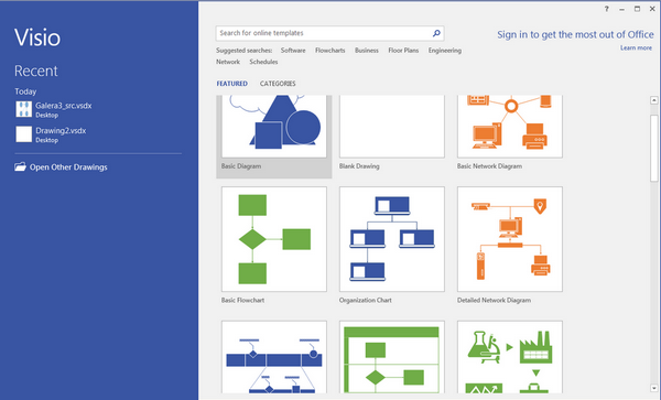 Microsoft Visio  Free downloads and reviews  CNET