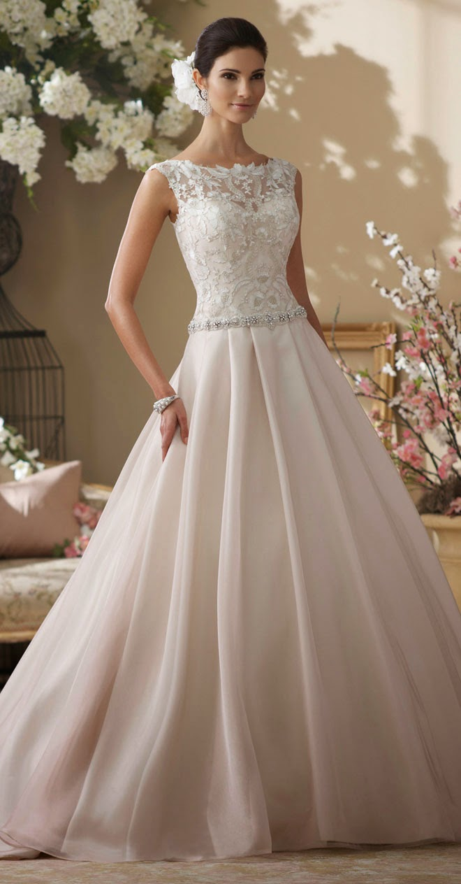 Fall Themed Wedding Dresses