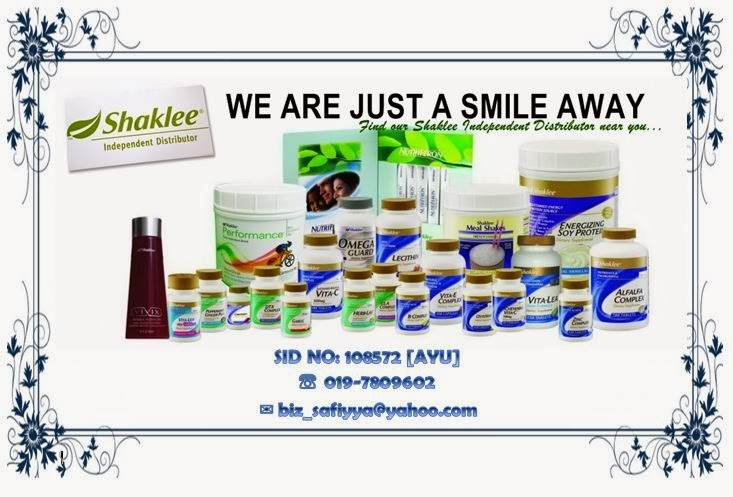 ♥♥ SHAKLEE INDEPENDENT DISTRIBUTOR ♥♥