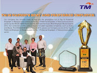 TM is Nation's Best and Preferred Employer 2014