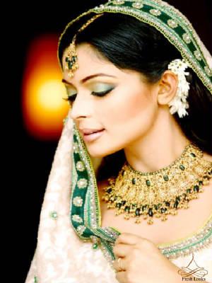 Muslim bridal makeup Bridal Makeup