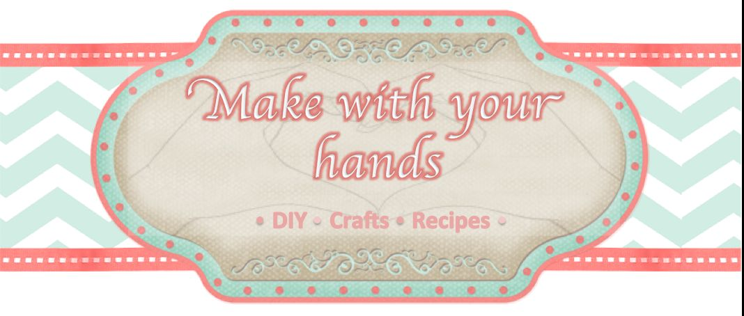 Make with your hands