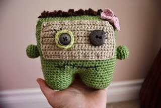 Amigurumi Monster Pattern Free Crochet : Free amigurumi patterns free monster crochet pattern
