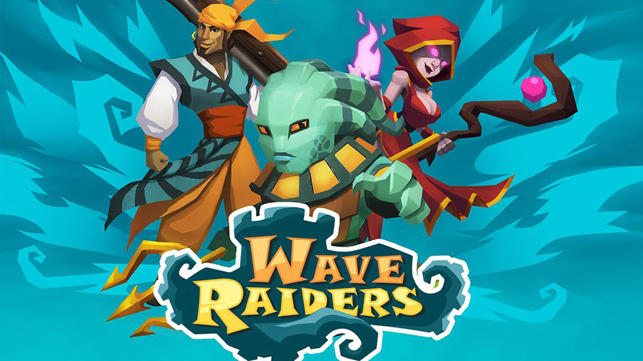Wave Raiders Gameplay IOS / Android