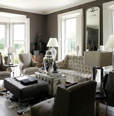 belle maison: Shades of Gray